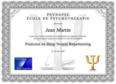 DNR : Deep Neural Repatterning