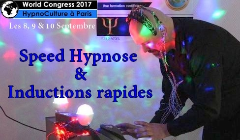 Speed Hypnose et inductions rapides