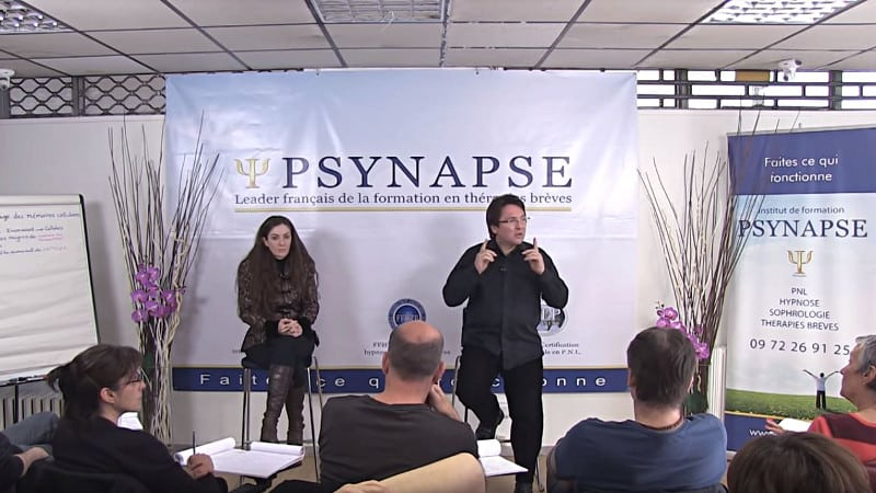 Vidéo Intention Positive par Philippe Vernois