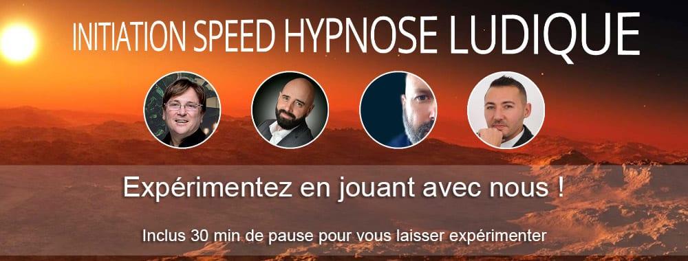Speed Hypnose Ludique