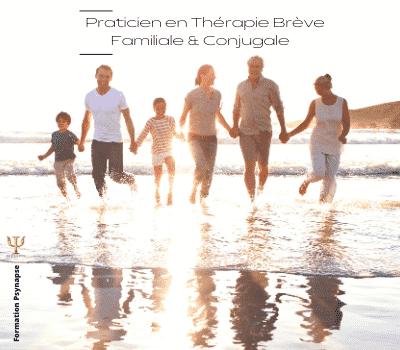 Praticien en Thérapie Brève Conjugale et Familiale